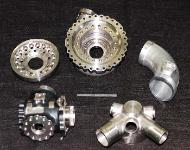 INCONEL,HAYNES 188 AND RENE 41 BILLET HOG OUT'S